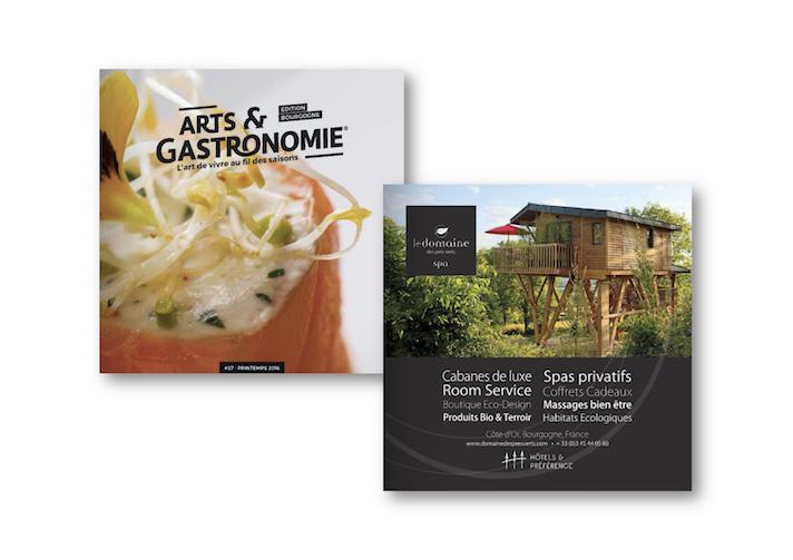 Arts & Gastronomie Bourgogne