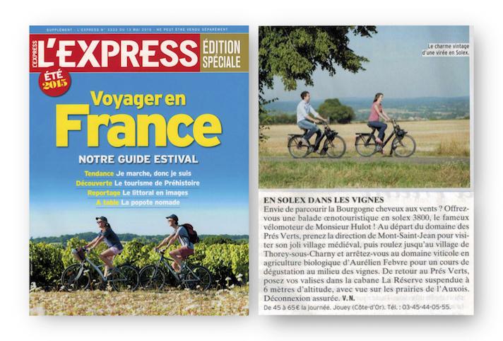 L'Express - Mai 2015