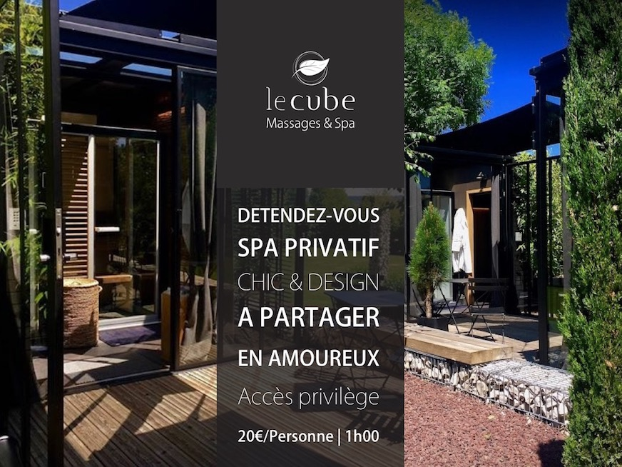 Le Cube Massages & Spa Bourgogne